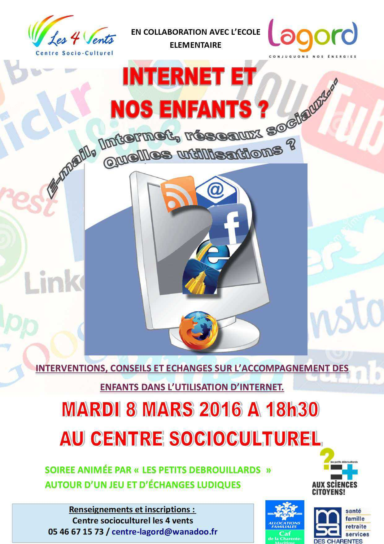 Premier mail rencontre internet